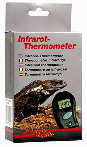 Lucky Reptile LTH-40 Infrarot Thermometer