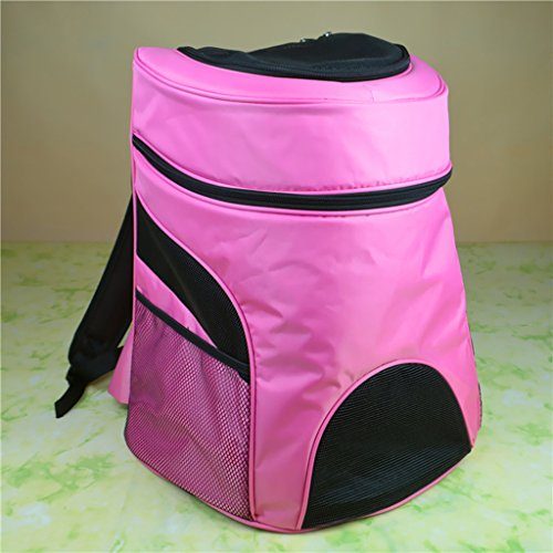 Atmungsaktiv Pet Rucksack Pet Cat Pet Dog Go Out Tragetasche Pet Cat Bag Pack
