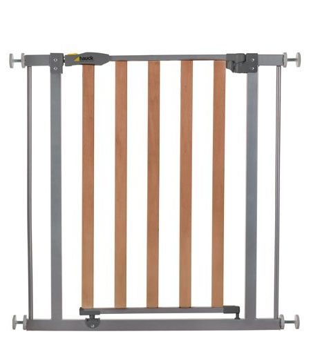 Hauck Wood Lock Safety Gate