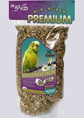 JR Premium Wellensittich 1 kg