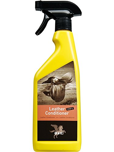 B & E Leather Conditioner – Step 2 – 500 ml