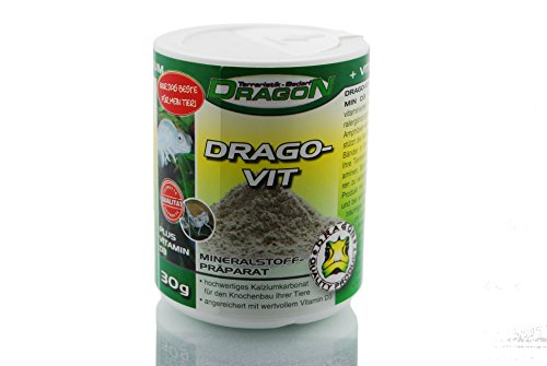 Dragon – DRAGO-VIT CALCIUM + VITAMIN D3 – ca. 30g