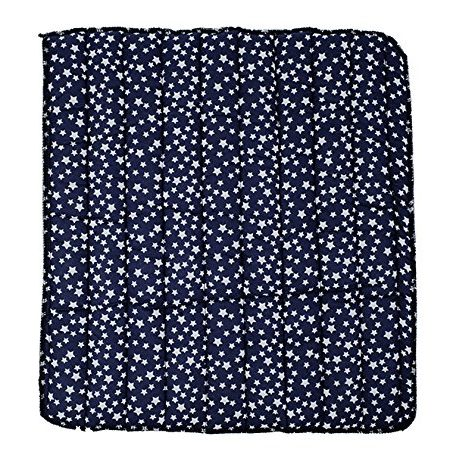 HKM Sports Equipment HKM Bandagierkissen -Happy- 30 x 40 cm, Navy mit Sternenmuster