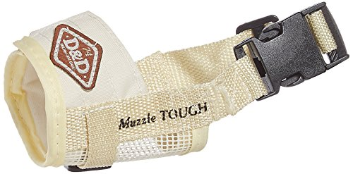 Maulkorb D&D Muzzle Tough – beige