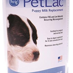 PetLac Milk Powder for Puppies, 10.5-Ounce by PetLac