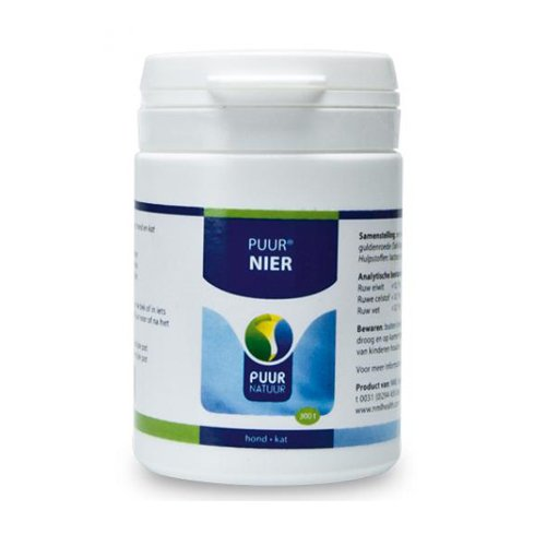 Puur Kidney (ehemals Nieren) – 300 Tabletten