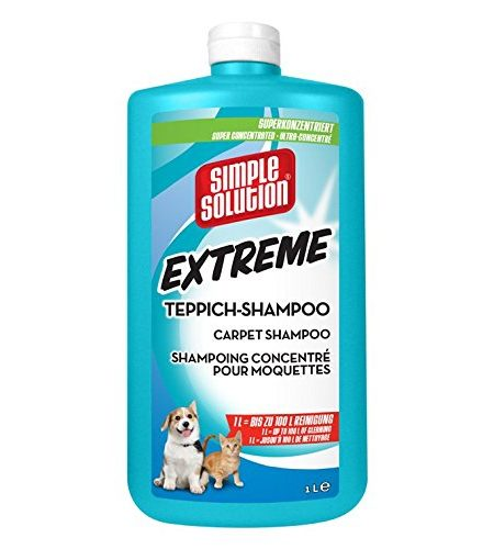 simple solution Extreme Teppich Schampoo 1000 ml